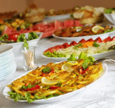Around the World Dinner Party
