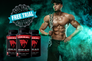 Primal Boost Elite: Proven to Naturally Boost Energy, Stamina and Sex Drive.