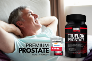 TruFlow Prostate: Uncompromising Prostate Support Supplement from Force Factor