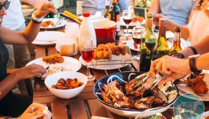 How not to overeat in parties?