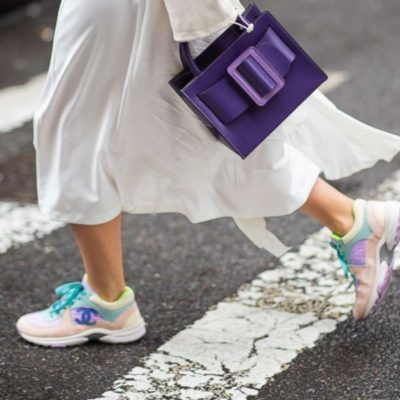 How To Make Your Next Walk Around the Block the Most Stylish Yet
