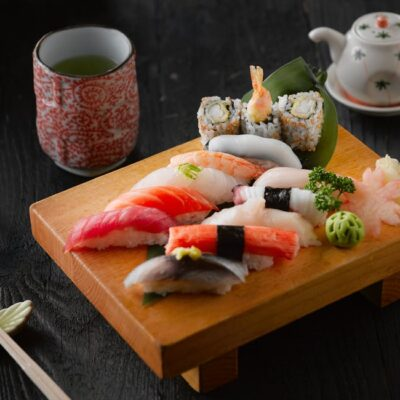 Bring Out the Flavor: A Guide to Pairing Sushi and Sake